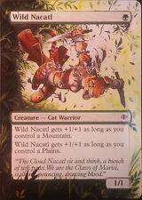 Nacatl Sauvage Altéré - Altered Wild Nacatl  - Magic mtg 1