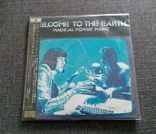 Magical Power Maco Welcome to the Earth JAPAN MINI LP CD