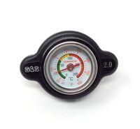 Fits KTM 400 EXC 4 Stroke 2000-2007 Tusk High Pressure Radiator Cap with Temperature Gauge 2.0 Bar