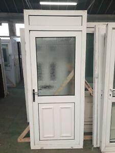 Upvc Back Door 915mm X 2240mm