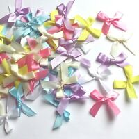 Embellishment Attic Bow Maker Ribbons X 10 AND X 2 UNBRANDED