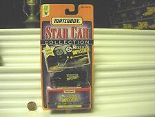 Matchbox 1997 MISSION IMPOSSIBLE Series 1 STAR CAR Black Surveillance Van NuBxd