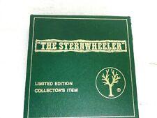 """Boker Tree Brand The Sternwheeler 1975 3 Blades Pocket Knife 3 1/2"""" #10247"""