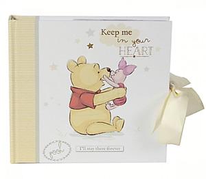 "~❤️~Disney POOH BEAR Photo 4"" x 6"" ALBUM 50 pages BRAND NEW Winnie The Pooh~❤️"