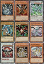 Yugioh Malefic Deck - Paradox Dragon, Blue-Eyes, Stardust, Red-Eyes, Rainbow