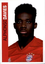 Panini FC Bayern München 2019/20 Sticker 103 Alphonso Davies
