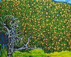 Print -     The Golden Apple Tree by Gustav Klimt