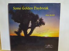 ALAN MCGILL SOME GOLDEN DAYBREAK RED VINYL SACRED LP 8006 NEAR CLEAN SPECTRAPHON