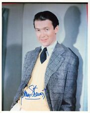 JIMMY STEWART SIGNED AUTOGRAPHED 8x10 PHOTO HOLLYWOOD LEGEND PSA/DNA