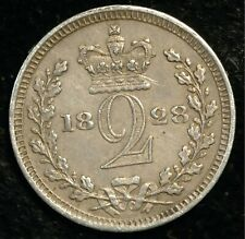 More details for maundy twopence 1828george iv (t99)