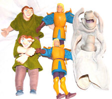 Burger King Kids Club 6-Collectible Toys Disney Hunchback Of Notre Dame
