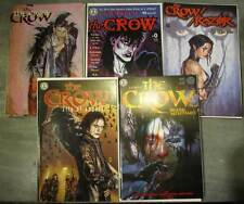 cus CROW,the * 20 US Hefte *Kill The Pain*City of Angels*Waking Nightmares* TOP