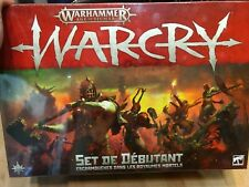 Warhammer Âge de Sigmar Warcry Mindstealer Sphiranx Games workshop Chaos Monster