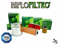 Kawasaki W650 C1,C2,C3,C4,C5 (EJ650)99-05 HiFlo Oil Filter HF204