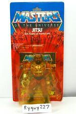 MOTU, Jitsu, Masters of the Universe, MOC, carded, figure, He Man, sealed, MOSC