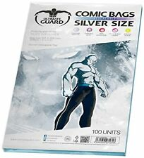 Ultimate Guard - Pochettes Comics Refermables (silver Size) (100)