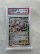 2016 Pokemon XY Magearna EX-Holo Steam Siege PSA 10 Gem Mint
