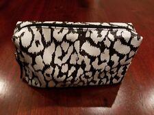 Estee Lauder Large Cosmetic Make up Bag Leopard Zip New FREE GIFT BRIDESMAID