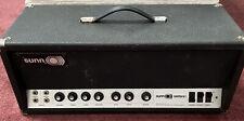 1968 Sunn Sentura 1 Amp.  All original circuitry needs CAP servicing as is.