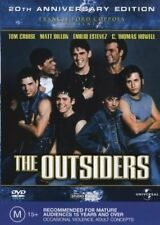 The Outsiders (DVD, 2003)