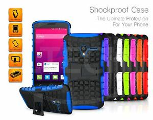 For Various Apple Shockproof Tough Silicone Strong Case Built-in Stand