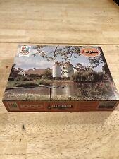 Rare 1978 Big Ben Series Jigsaw Puzzle Sealed New Milton Bradley 70s 1000 pcs