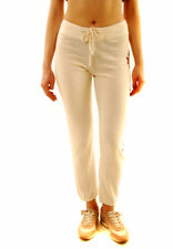 Sundry Womens Casual Printed Sweatpants White Size US 1