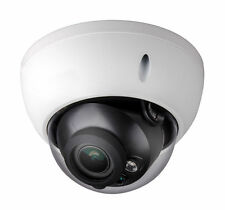 Outdoor Metal IP Dome Camera 4MP 2.8-12 Motorized Auto-Focus Zoom Weather Proof