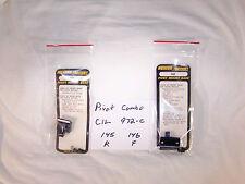 Weaver Pivot Base Combo 145 / 146 fits CIL 972C rifles and others (Gloss)