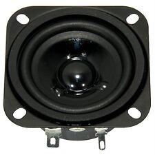 Visaton FR 58 - 8 Ohm Square Fullrange Speaker 5.8cm