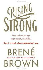 Rising Strong by Brown, Brené | Paperback Book | 9780091955038 | NEW