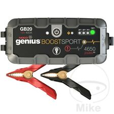 Noco GB20 Genius Boost Pack 12V 400A Lithium Battery Jump Starter Motorcycle Car