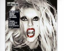 CD LADY GAGAborn this way2CD EX+ (A1131)