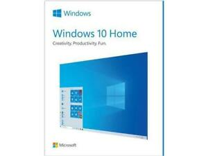 Windows 10 Home Operating System ONLY! - Bootable USB