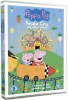 Peppa Pig: Potato City  (UK IMPORT)  DVD - USED - USA