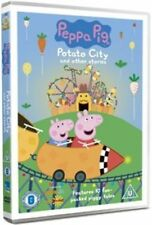 PIPPA PIG: POTATO CITY USED - VERY GOOD REGION 2 DVD