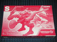TOMY ZOIDS SAGA DS game BONUS SAURO KNIGHTS 1/72 kit Limited Not 4 Sale JAPAN FS