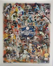 World Series MVP Photofile 25x30 Poster MLB Hologram US#1057
