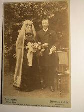 Stolzenau a. d. Weser-Hermann Dreyer & Friederike Zorn conducir madera - 1912/kab