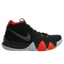 Nike Kyrie 4 943806-005 Black Red Basketball Shoes Size 9.5 ef77dde91