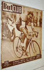 BUT ET CLUB N°173 1949 CYCLISME IDEE NATIONAL RUGBY JEU XIII FOOTBALL MOTO-CROSS