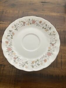 Sheffield Bouquet Porcelain Fine China made in Japan Saucer