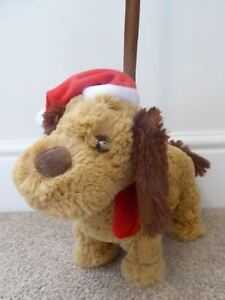 50cm Animated Walking Dog With Lead - Christmas Children's Toy NEW
