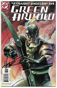Green Arrow 30 Signed Phil Hester Autographed DC Superman Combined Shipping