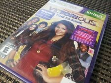 Nickelodeon Victorious: Time To Shine Xbox 360 Kinect Game Brand NEW SHIPS TODAY