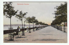 Esplanade Dundee Pre 1914 Davidson's Old Postcard Unposted