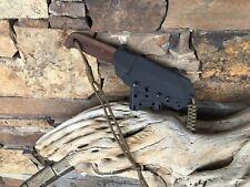 Ka Bar 1375 Sailors EDC Survival Wharncliffe Knife W/ Kydex