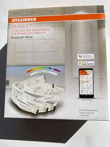 Sylvania SMART+ 3 full color LED flexible light strips kit, Bluetooth