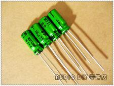 10Pcs Nichicon MUSE BP (ES) 10uF/25V Audio Non-Polar Electrolytic Capacitor