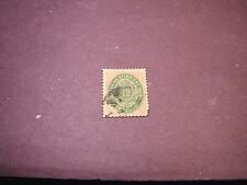 Danish West Indies Stamp Scott# 11  Numeral of Value  1874-79  C136